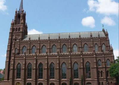Charleston Cathedral of St. John the Baptist – Charleston SC