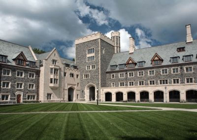 Whitman College, Princeton University - Princeton NJ